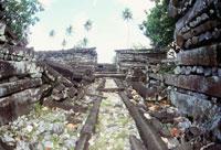 ナンマドール遺跡 25356001389| 写真素材・ストックフォト・画像・イラスト素材|アマナイメージズ