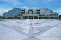 国会議事堂 マジュロ 7月 マーシャル諸島共和国