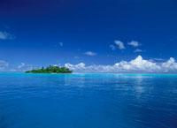トラック・キシミマ環礁1 ミクロネシア