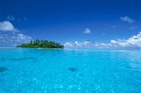キミシマ環礁フォノヌーク島 ミクロネシア