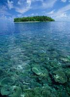 マジュロ環礁イロージ島 マーシャル諸島共和国