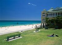 コテスロビーチ パース郊外 西オーストラリア州