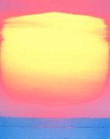 流氷と四角い朝日 25372020227| 写真素材・ストックフォト・画像・イラスト素材|アマナイメージズ