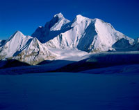 エベレストとローツェシャール