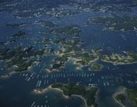 伊勢志摩 英虞湾周辺 25397000939| 写真素材・ストックフォト・画像・イラスト素材|アマナイメージズ