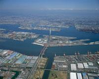 名古屋港と名港トリトン