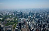 日比谷周辺より丸の内、有楽町、東京駅方面 25397011353| 写真素材・ストックフォト・画像・イラスト素材|アマナイメージズ