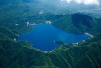 本栖湖と本栖みち