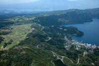 芦ノ湖と芦ノ湖スカイライン周辺