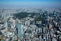虎の門,新橋周辺より霞ケ関官庁街と丸の内方面 25397014531  写真素材・ストックフォト・画像・イラスト素材 アマナイメージズ
