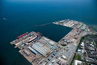 伊勢湾と津松阪港