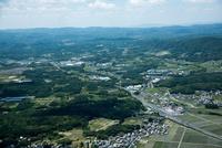 名阪国道(大内付近より天理方面)