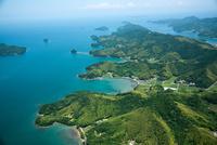 椿町(於越岬,姫島,燧崎)リアス式海岸