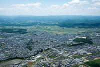 伊賀市街地と上野駅,伊賀上野城周辺