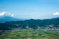 吉野山周辺より駒ヶ岳方面