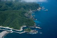 三陸海岸(小浜崎,小本周辺)