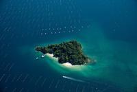 大島(オランダ島)と山田湾周辺