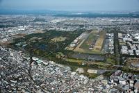 国営昭和記念公園と陸上自衛隊立川駐屯地周辺