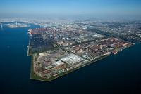 中京工業地帯(名古屋港と東海地区,新日鐵住金,大同特殊鋼,愛知製鋼)周辺
