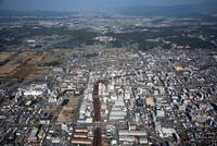 新大宮駅、奈良市役所周辺