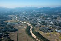 鈴鹿川(管内町より上流方面)