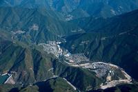 佐久間ダムと天竜川,佐久間町周辺