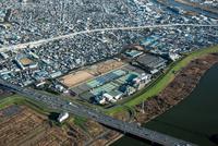 荒川水循環センター,東京外環自動車道(戸田西IC)周辺