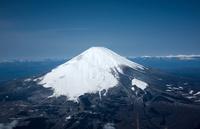 富士山より明石山脈の山並み