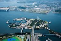 八景島シーパラダイス(アクアミュージアム,うみファーム)周辺 25397016532| 写真素材・ストックフォト・画像・イラスト素材|アマナイメージズ