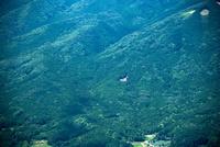 ハンググライダー(きのこ山,曽根地区) 25397016711| 写真素材・ストックフォト・画像・イラスト素材|アマナイメージズ
