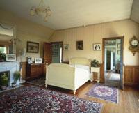 モネの家 寝室