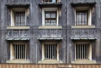 小浜西組の町の建物