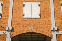 富岡製糸場の東置繭所 25516026902| 写真素材・ストックフォト・画像・イラスト素材|アマナイメージズ