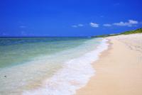 ペムチ浜 波照間島