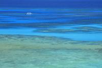 エメラルドグリーンの海 ニシ浜 波照間島