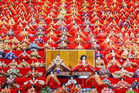 越前おおのひな祭り 25516050566| 写真素材・ストックフォト・画像・イラスト素材|アマナイメージズ