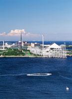 八景島と横浜港
