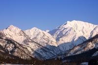 雪の八海山
