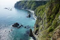 鵜の巣断崖 25532011752| 写真素材・ストックフォト・画像・イラスト素材|アマナイメージズ