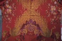 鳳凰の刺しゅう 泰山