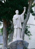ザビエル像