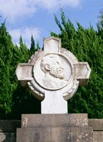 ザビエル記念碑