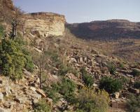 バンディアガラ断崖とバナニ村