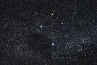 南十字星 アタカマ砂漠