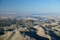 ネムルトダーゥ 山頂から眺めるユーフラテス川