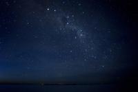 ウユニ湖上のケンタウルス座・南十字星・竜骨座