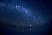 ケンタウルス・南十字星・竜骨・マゼラン大星雲(中央下)