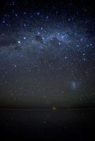 ケンタウルス・南十字星・竜骨・マゼラン大星雲(右下)