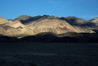 アーティスツパレットの岩山
