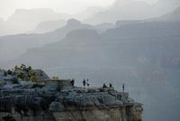 グランドキャニオン マザーポイントからの眺め
